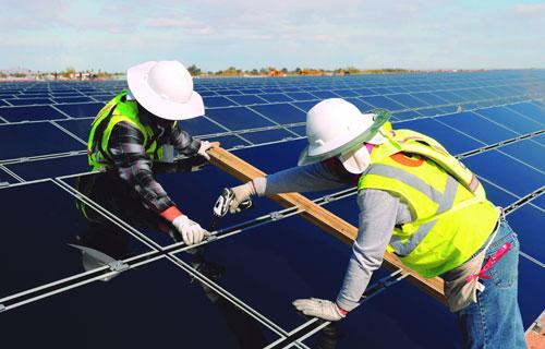 Tăng trưởng xanh để phát triển bền vững